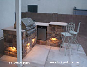 Dan's Backyard Grill
